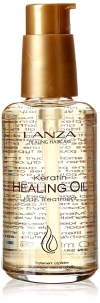 l'anza keratin healing oil hair treatmen